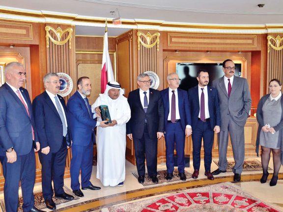 Photo of زيادة كبيرة في التبادل التجاري مع تركيا