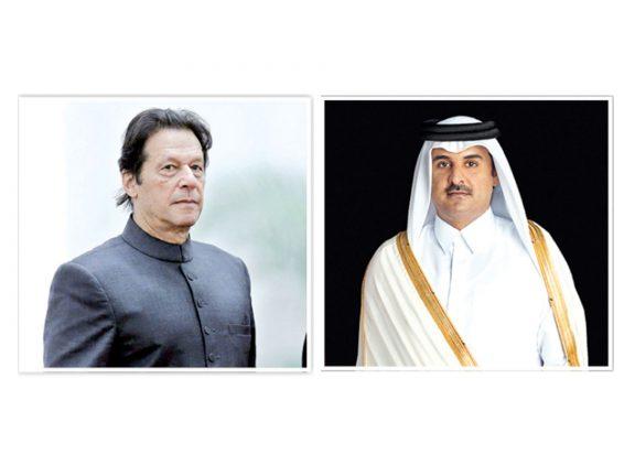 Photo of قمة قطرية باكستانية لتعزيز العلاقات