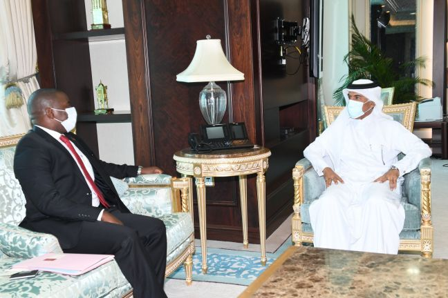 Photo of الأمين العام لوزارة الخارجية يجتمع مع نظيره الملاوي