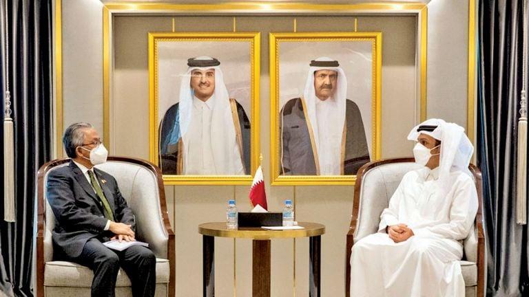 Photo of قطر وماليزيا تستعرضان فرص الاستثمار