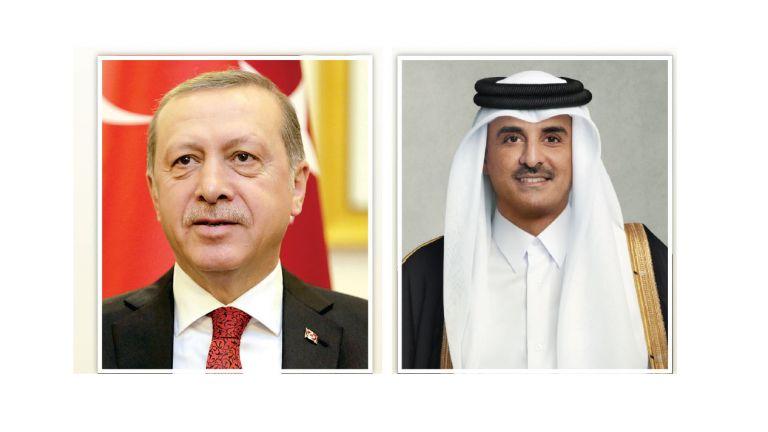 Photo of صاحب السمو والرئيس التركي يستعرضان العلاقات الاستراتيجية