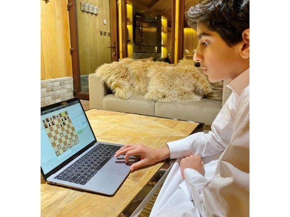 Photo of بطولة دولية في الشطرنج الخاطف