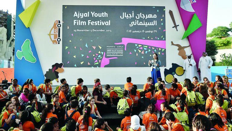Photo of الدوحة للأفلام  تعلن عن تنظيمها مهرجان  أجيال  السينمائي