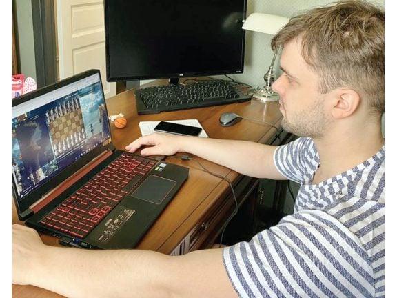 Photo of الروسي فيدوساف يفوز بالشطرنج الخاطف