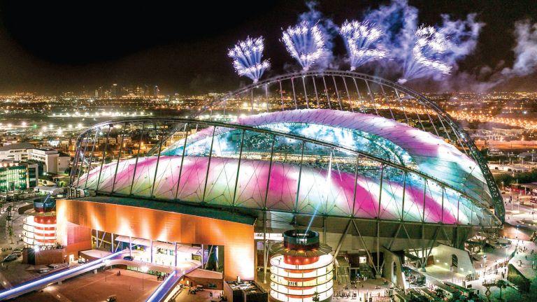 Photo of قطر ستوفر منصة فريدة للاحتفال بالمونديال