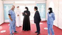 Photo of وزيرة الصحة تتفقد المركز الجديد للتطعيم ضد «كوفيد-19» في الصناعية