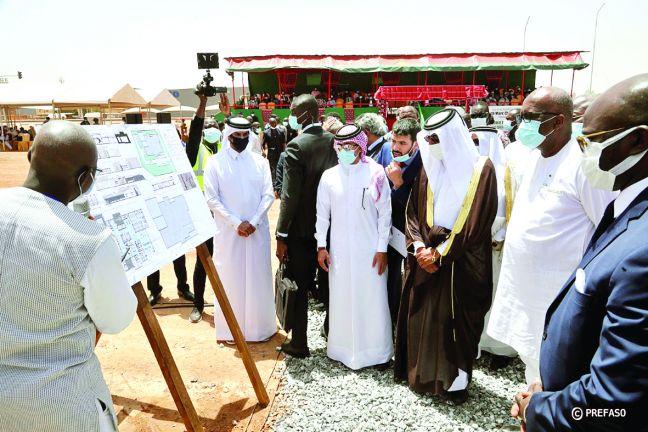 Photo of افتتاح مركز قطر لعلاج السرطان في بوركينا فاسو