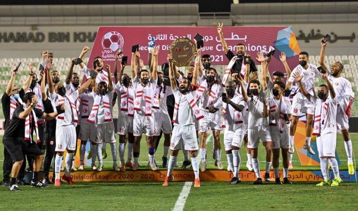 Photo of فريق الشمال يتوج بطلا لدوري الدرجة الثانية لكرة القدم