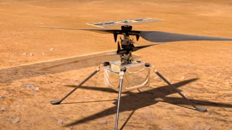 Photo of ناسا تؤجّل تحليق مروحية إنجينيويتي فوق المريخ