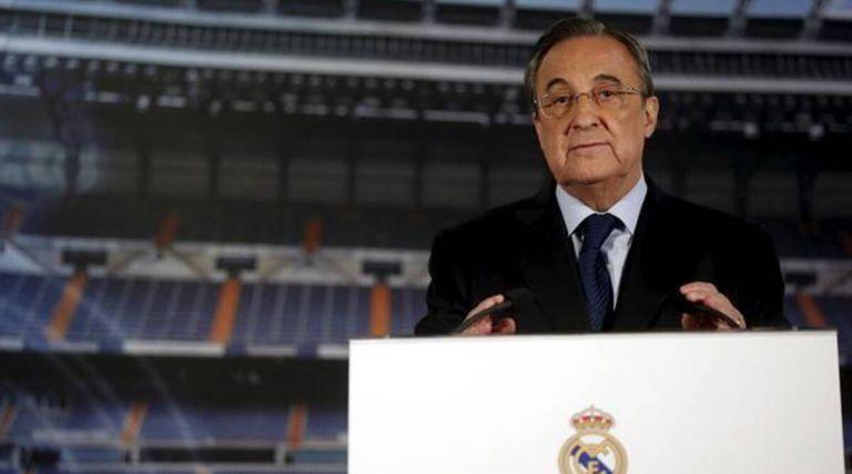 Photo of ريال مدريد يعلن إعادة انتخاب بيريز رئيسا للنادي بالتزكية حتى 2025