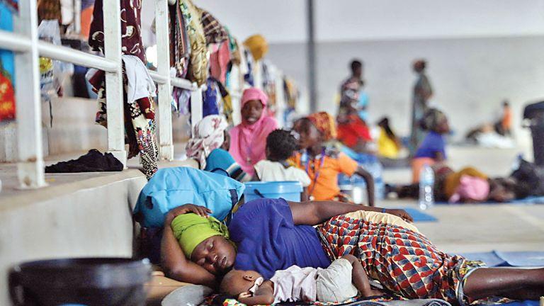 Photo of مليون شخص يواجهون المجاعة في موزمبيق