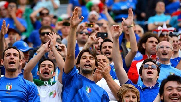 Photo of الجماهير الإيطالية تعود للملاعب