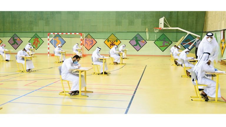 Photo of 1090 مصححًا لاختبارات الشهادة الثانوية