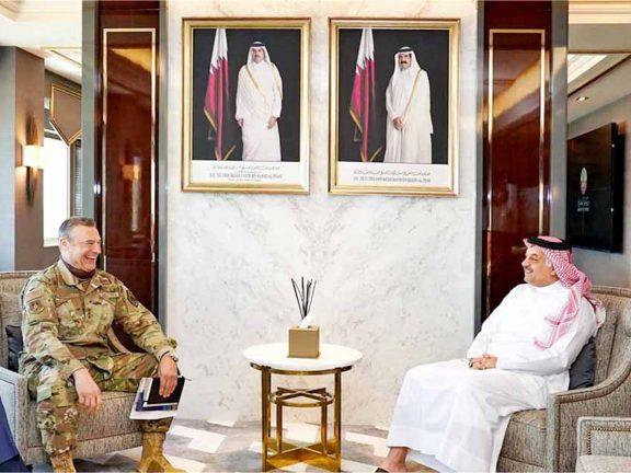 Photo of قطر وأمريكا تعززان التعاون العسكري