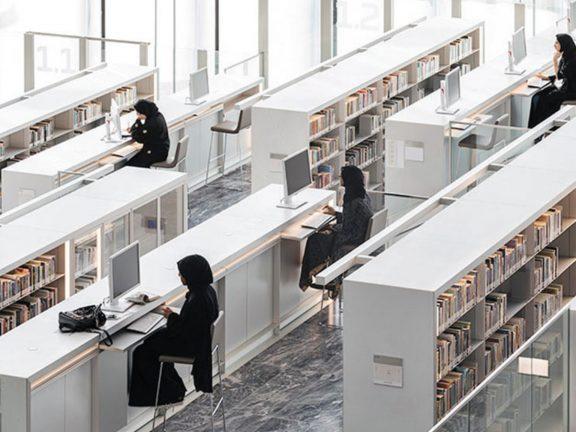 Photo of المكتبة الوطنية تدعم الأبحاث القطرية