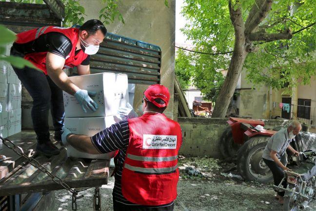 Photo of الهلال الأحمر القطري ينشر خير أهل قطر إلى 20 بلداً حول العالم