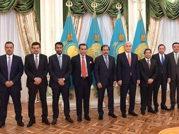 Photo of الرئيس الكازاخستاني يستقبل محافظ مصرف قطر المركزي