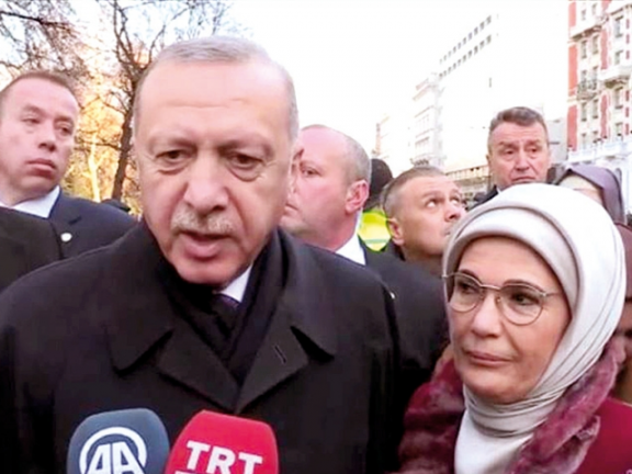 Photo of أردوغان: اتفاقنا مع ليبيا حق سيادي ولن نناقشه مع أحد