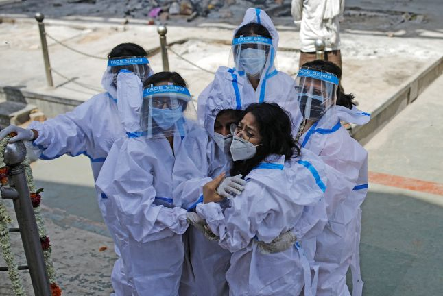 Photo of الهند: وفاة 22 مصابا بكورونا بسبب تعطل إمدادات الأكسجين