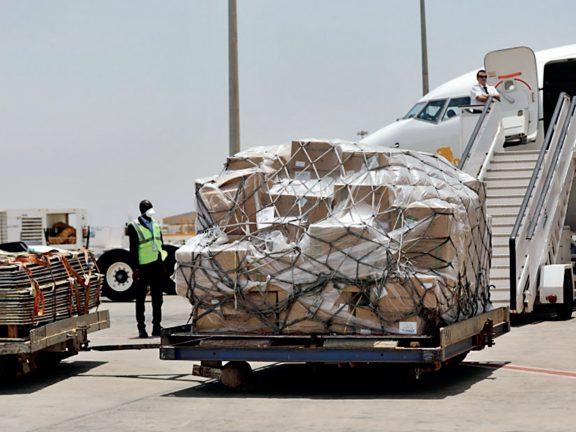 Photo of إياتا: انخفاض كبير في الشحن الجوي