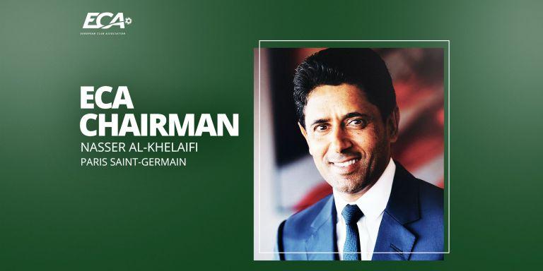 Photo of انتخاب ناصر الخليفي رئيسا لرابطة الأندية الأوروبية