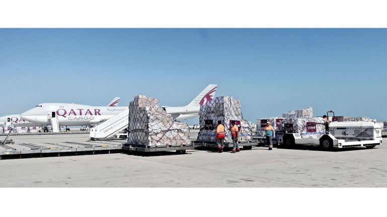 Photo of قطر قدمت 256 مليون دولار لدعم جهود مواجهة كورونا