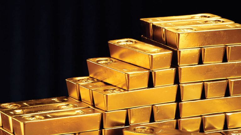 Photo of الذهب يتجه لأفضل أداء أسبوعي