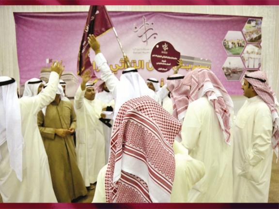 Photo of مهرجان برزان.. نافذة على التراث القطري