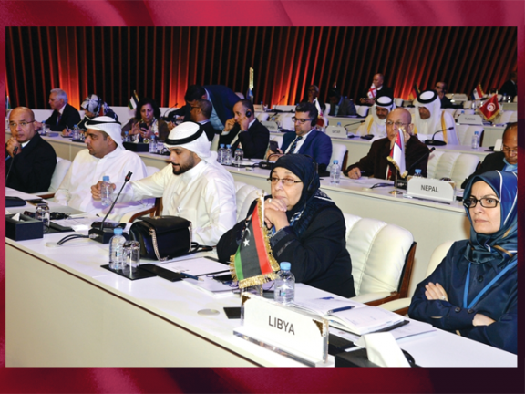 Photo of قطر ملتزمة بمحاربة الفساد