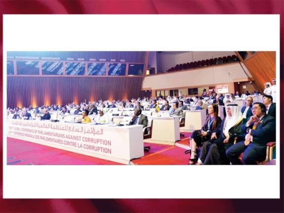 Photo of برلمانيون يتابعون حفل توزيع جائزة صاحب السمو الدولية للتميز في مكافحة الفساد