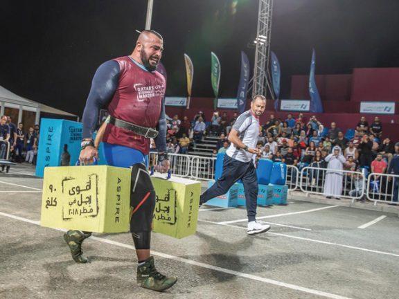 Photo of إضافة تحدي جديد في النسخة السابعة من بطولة أقوى رجل في قطر