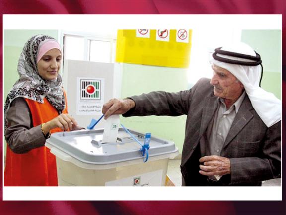 Photo of السلطة طلبت رسمياً من إسرائيل إجراء الانتخابات بالقدس