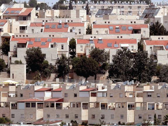 Photo of مخطط إسرائيلي لتوسيع الاستيطان في القدس