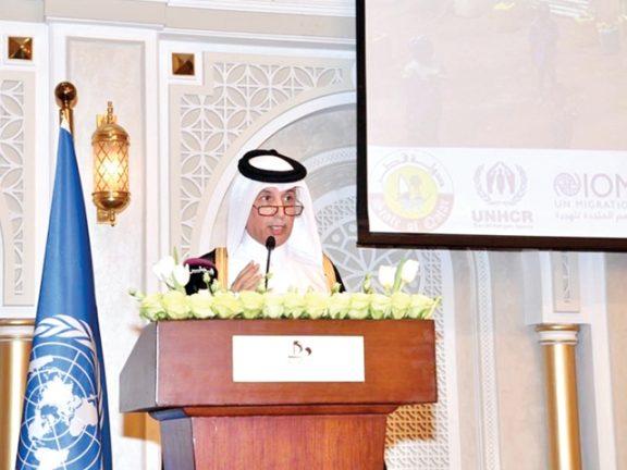 Photo of قطر من أكبر الشركاء الداعمين للأمم المتحدة
