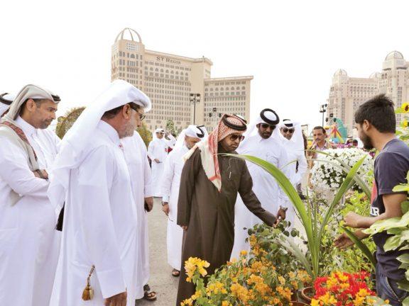 Photo of تدشين مقرّ خاص للمزارعين القطريين في كتارا