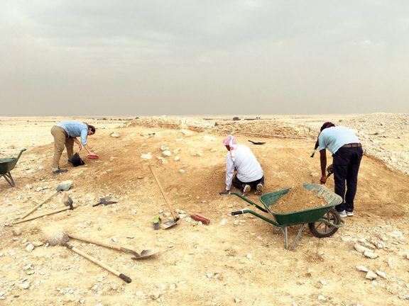 Photo of المتاحف تستكشف طبيعة سكان قطر قبل التاريخ