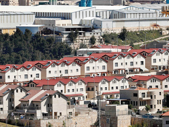 Photo of بناء 251 وحدة استيطانية في بيت لحم