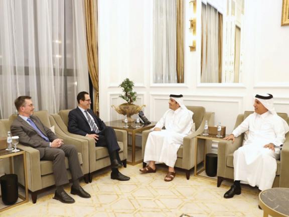 Photo of قطر وأمريكا تعززان التعاون في مكافحة الإرهاب