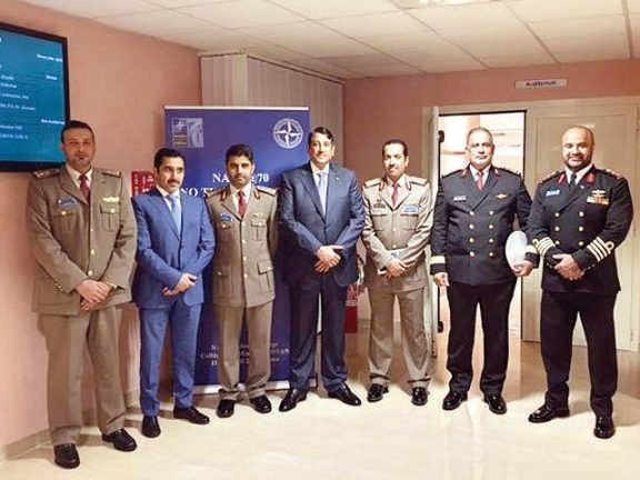Photo of قطر تشارك في احتفال بذكرى تأسيس دورة التعاون الإقليمي لحلف الناتو