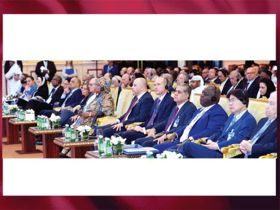 Photo of قطر منصة عالمية للمنتديات الدولية