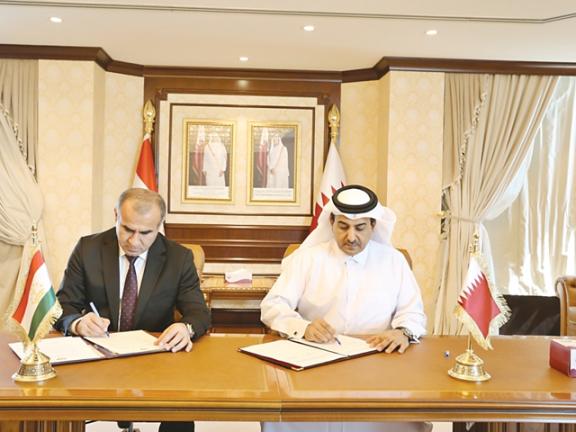 Photo of قطر وطاجيكستان تعززان التعاون القانوني