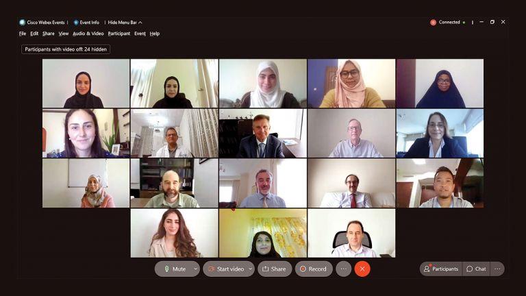 Photo of جامعة حمد تعلن الفائزين بمسابقة «أطروحة في ثلاث دقائق»