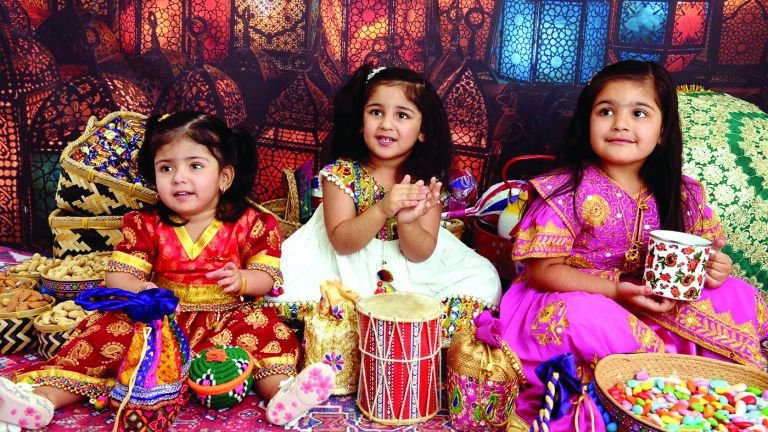 Photo of أطفالنا احتفلوا بالقرنقعوه آمنين وسالمين