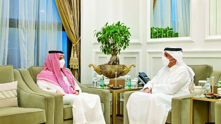 Photo of قطر تدعم تعزيز أمن واستقرار السعودية