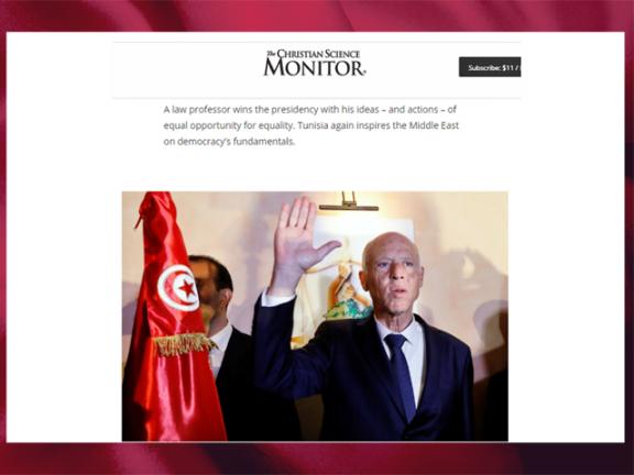 Photo of تونس تلقن العالم العربي درساً في الديمقراطية