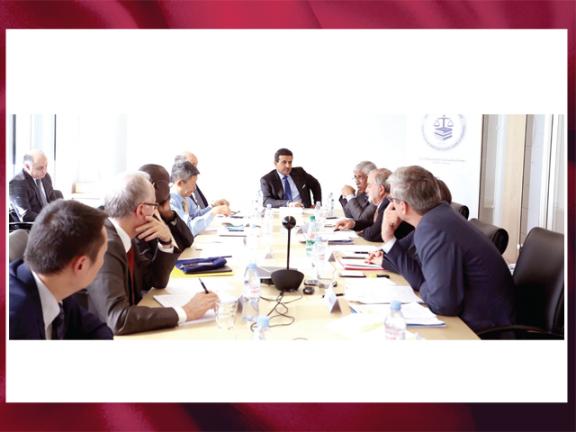 Photo of النائب العام يترأس تنفيذية الرابطة الدولية لهيئات مكافحة الفساد