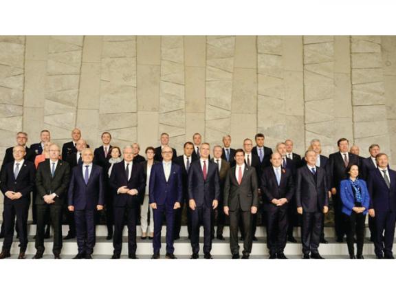 Photo of حلف الناتو يواجه أزمة استراتيجية كبيرة