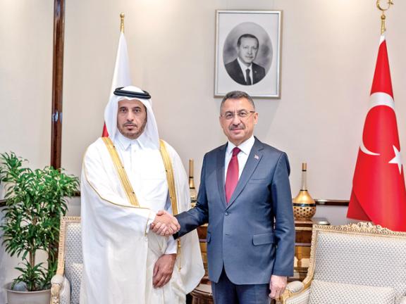 Photo of تطابق رؤى قطر وتركيا حول القضايا الدولية والإقليمية