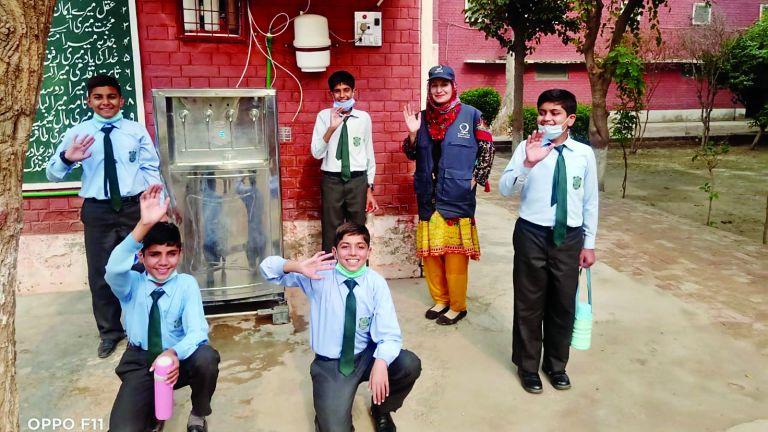 Photo of قطر الخيرية تنفذ مشاريع مياه وإصحاح في باكستان