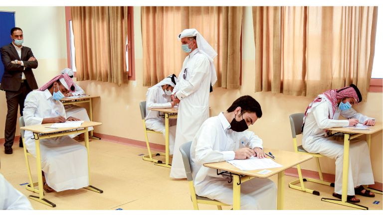 Photo of اختبارات تجريبية إلكترونية لطلاب الشهادة الثانوية